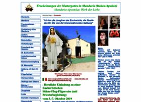 jungfrau-der-eucharistie.de