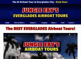 jungleervairboatworld.com