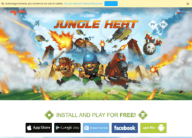 jungleheat.com