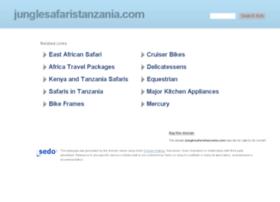 junglesafaristanzania.com