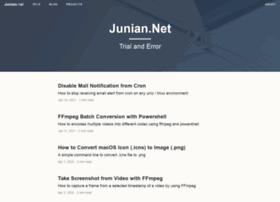 junian.net