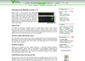 junior.reget.com