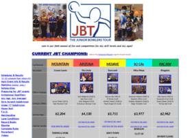 juniorbowlerstour.com