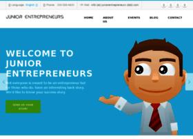 juniorentrepreneurs.com