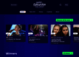 junioreurovision.tv