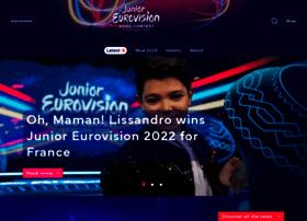 junioreurovision.tv