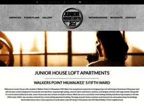 juniorhouselofts.com