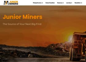 juniorminers.com