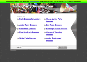 juniorpartydresses.com