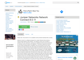 juniper-networks-network-connect.updatestar.com
