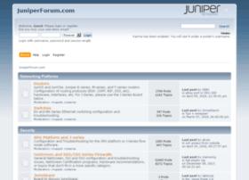 juniperforum.com