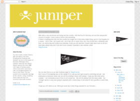 junipergallery.blogspot.co.nz