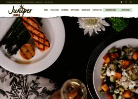junipergrill.com