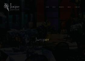 juniperrestaurant.com
