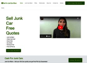junkcarinmiami.com