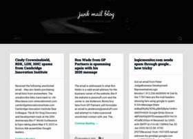 junkmailblog.wordpress.com