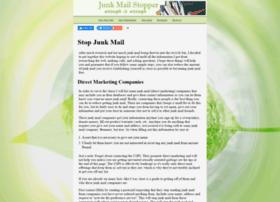 junkmailstopper.com