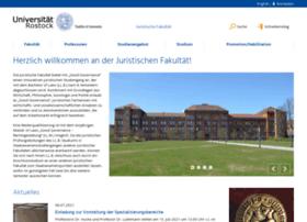 jura.uni-rostock.de