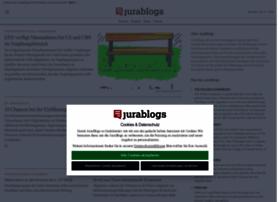 jurablogs.com