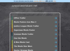 jurassicworldcast.net