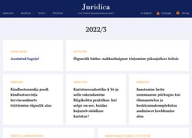 juridica.ee