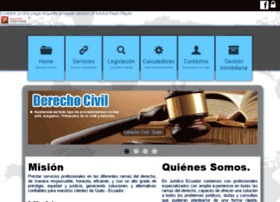 juridicoecuador.com.ec