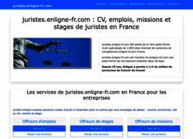 juristes.enligne-fr.com
