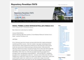 jurnal.itats.ac.id