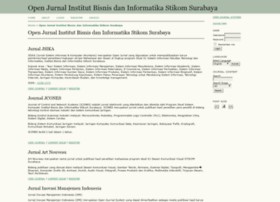jurnal.stikom.edu