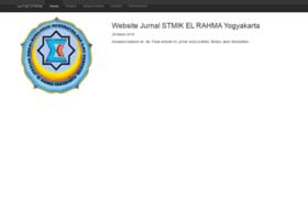 jurnal.stmikelrahma.ac.id