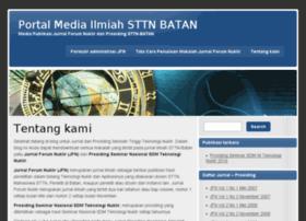 jurnal.sttn-batan.ac.id