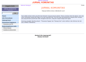 jurnalkomunitass.indonetwork.or.id