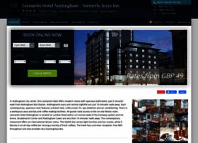 jurys-inn-nottingham.hotel-rez.com