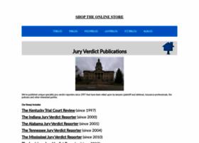 juryverdicts.net