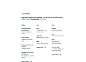 jussivirtanen.fi