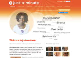 just-a-minute.org