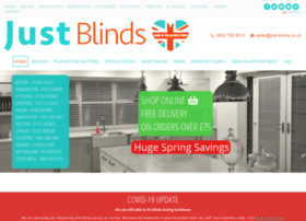 just-blinds.co.uk