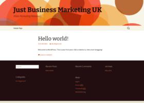 just-businessmarketing.co.uk