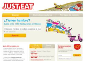 just-delivery.com.mx