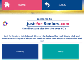 just-for-seniors.com