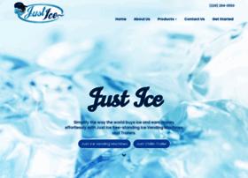just-iceonline.com