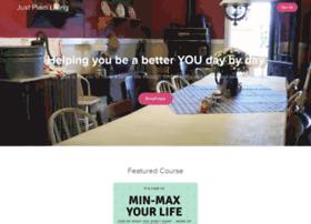 just-plain-marie.teachable.com