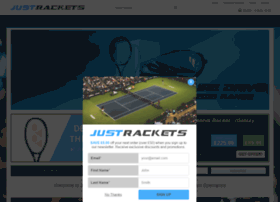 just-rackets.co.uk