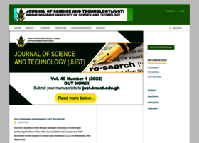 just.knust.edu.gh