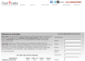 just4cabs.com
