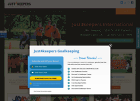 just4keepers.co.uk