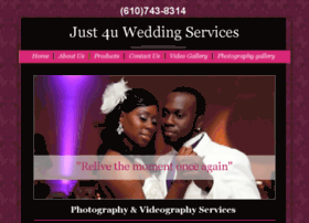 just4uweddingphotography.com