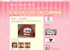 justaboutcindy.blogspot.com