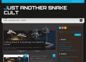 justanothersnakecult.com