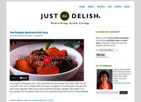 justasdelish.com